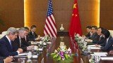 US diplomats at the Beijing talks are expected to d