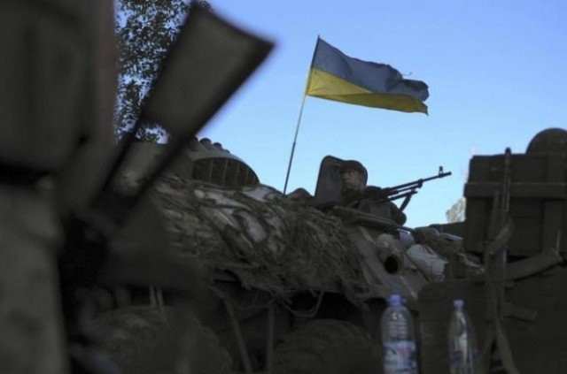 Ukrainian rebels abandoned several strongholds in the Donetsk region to government forces