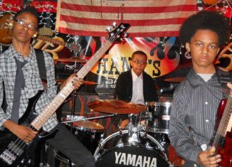 Unlocking The Truth have already appeared at major festivals and opened for Guns N' Roses