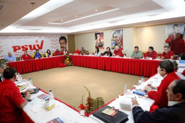 Venezuela's PSUV is holding its first congress since Hugo Chavez died