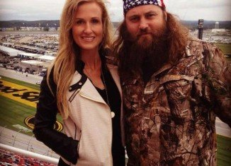 Willie and Korie Robertson will talk about their family and their business at Columbus North Gym on August 23