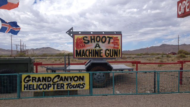 A 9-year-old girl from Arizona has killed her shooting instructor by accident while being shown how to use an Uzi gun