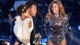 Beyonce was joined onstage by husband Jay-Z and daughter Blue at the MTV VMA's, amid numerous divorce rumors