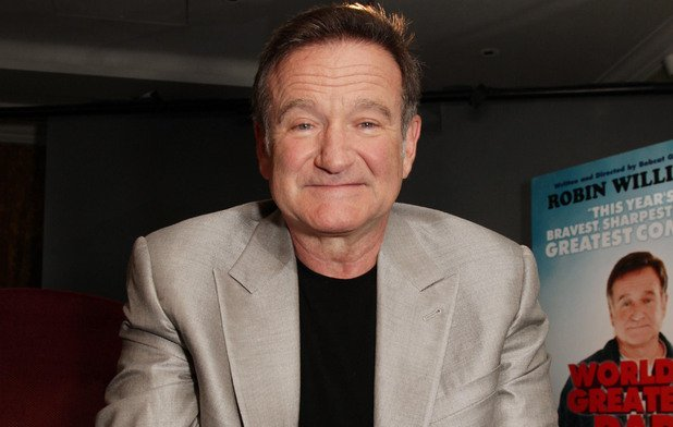 Broadway's lights were dimmed on August 13 in memory of Robin Williams