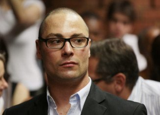 Carl Pistorius is in ICU after a head-on collision near Pretoria