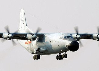 Chinese Y-8 maritime patrol planes violated Taiwan's airspace on August 25