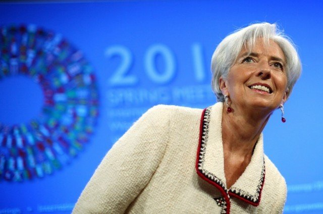 Christine Lagarde has been questioned about her role in awarding 400 million euro in compensation to businessman Bernard Tapie in 2008 640x425 photo