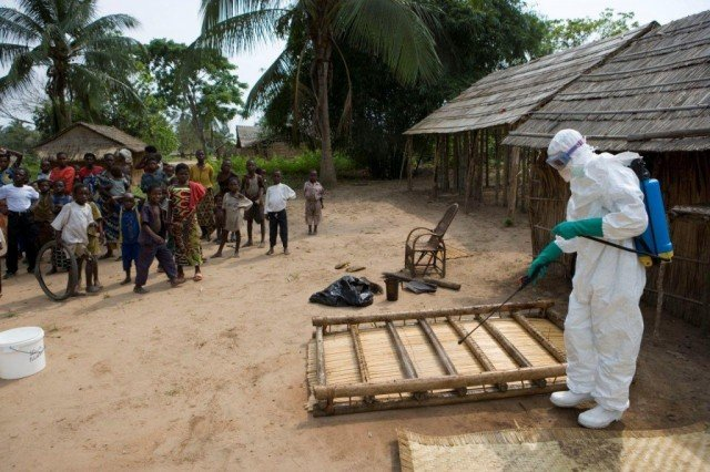 Democratic Republic of Congo has confirmed two Ebola deaths in the country's north-west