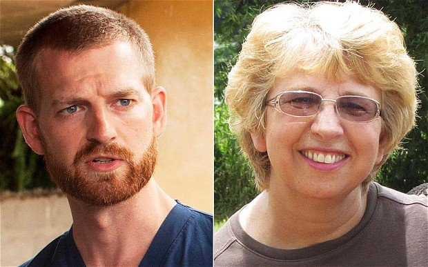 Dr. Kent Brantly and Nurse Nancy Writebol's condition appear to be improving after receiving Ebola experimental serum ZMapp
