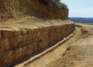 Experts believe the Amphipolis tomb belonged to an important figure dating back to the last quarter of the 4th Century BC