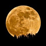 Extra-supermoon, the largest and brightest full moon of the year, will be rising on the evening of August 10