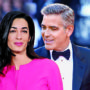 George Clooney and Amal Alamuddin get marriage license