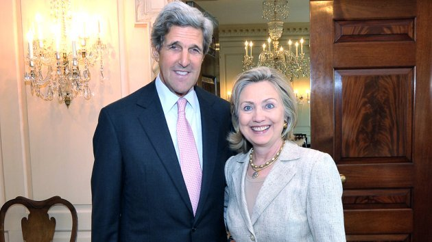 Germany recorded calls of Secretary of State John Kerry and his predecessor Hillary Clinton