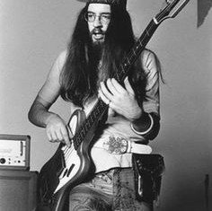 Glenn Cornick performed with Jethro Tull from its inception in late 1967 until 1970