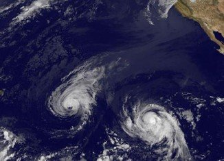 Hurricane Iselle is 245 miles east of Hilo and is expected to make landfall in Hawaii