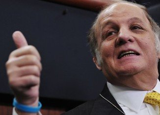 James Brady was shot in the head in a 1981 attempt on President Ronald Reagan's life