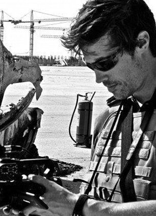 James Foley was abducted in northern Syria in November 2012 while covering that countrys civil war photo