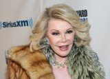 Joan Rivers remains in serious condition at Mount Sinai Hospital in New York