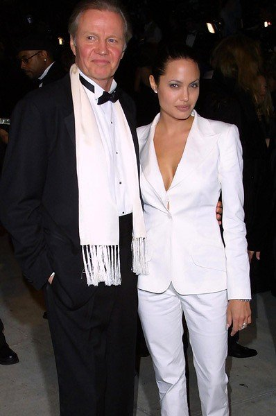 Jon Voight has revealed he found out about daughter Angelina Jolie's surprise wedding to Brad Pitt when the rest of the world did