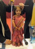 Jyoti Amge has joined the cast of American Horror Story in its fourth season