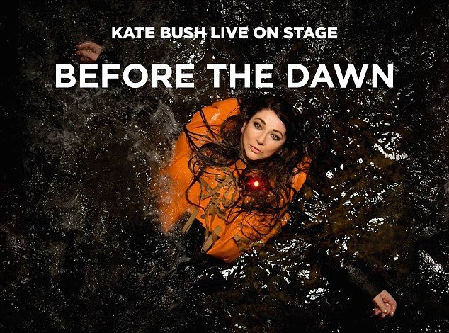 Kate Bush has returned to stage after 35 years with at live concert in London