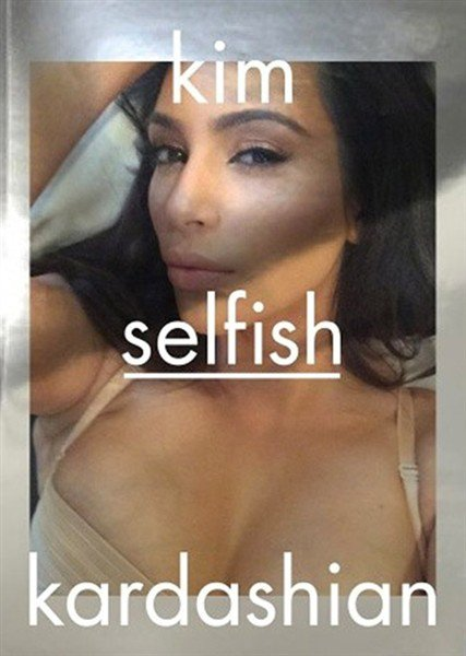 Kim Kardashian has signed a deal with Rizzoli publishing and is set to release the book of selfies in April 2015