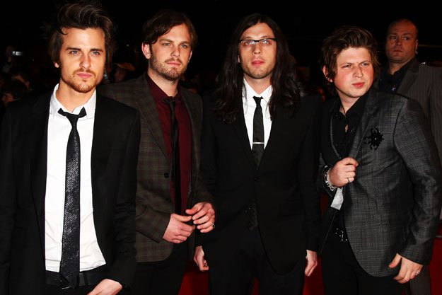 Kings of Leon have postponed a New York concert after drummer Nathan Followill was injured in an accident on the band's tour bus
