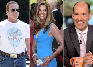 Maria Shriver filed for divorce from Arnold Schwarzenegger in 2011 and now she's seeing Matthew Dowd
