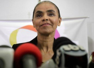 Marina Silva has been formally named as the Brazilian Socialist Party's new presidential candidate