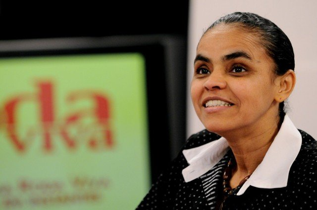 Marina Silva is expected to replace late Eduardo Campos to run for Brazil's president in October