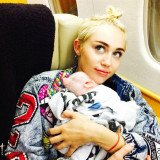 Miley Cyrus has introduced fans her new pet, a piglet named Bubba Sue