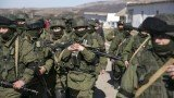 NATO said that more than 1,000 Russian troops were operating inside Ukraine