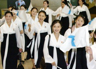 North Korea has decided to stop sending cheerleaders to South Korea for Asian Games 2014