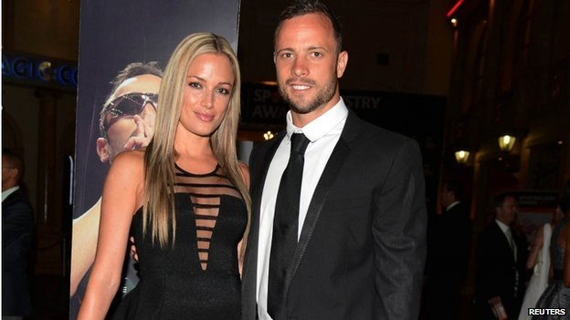 Oscar Pistorius denies murdering his girlfriend Reeva Steenkamp