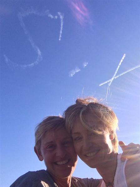 Portia de Rossi gave Ellen DeGeneres a special gift to mark their 6th wedding anniversary