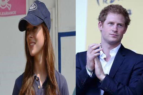 Prince Harry is dating former Miss Edinburgh Camilla Thurlow