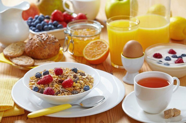 Recent research suggests that breakfast may be just another meal