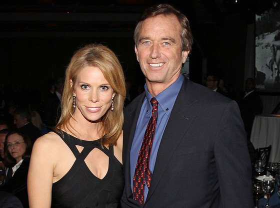 Robert Kennedy Jr. and Cheryl Hines married before family and friends gathered at the Kennedy compound in Hyannis Port on Cape Cod