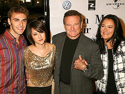 robin williams children pay tribute to great actor