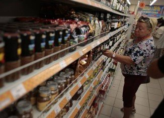 Russia has imposed a full embargo on food imports from the EU, US and some other Western countries