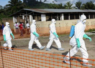 Seventeen suspected Ebola patients who went missing in Liberia after a Monrovia quarantine centre was attacked have been found