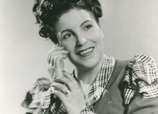 Soprano Licia Albanese sang in hundreds of performances at New York Metropolitan Opera between 1940 and 1966