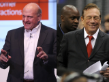 Steve Ballmer has purchased Donald Sterling's LA Clippers for $2 billion after a court cleared the way for the sale