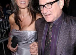 Susan Schneider was Robin Williams' wife since 2011