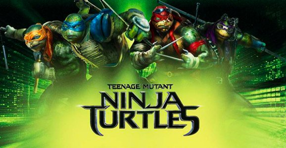 Teenage Mutant Ninja Turtles has remained on the top of the US box office for a second consecutive week
