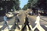 The Abbey Road crossing was made famous after John Lennon, Paul McCartney, George Harrison and Ringo Starr traversed it for Ian Macmillan's iconic cover shot for the 1969 Abbey Road record