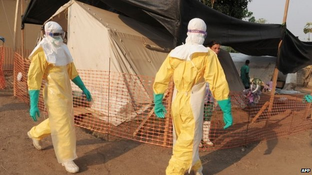 The Ebola outbreak in West Africa could infect more than 20,000 people before it is brought under control