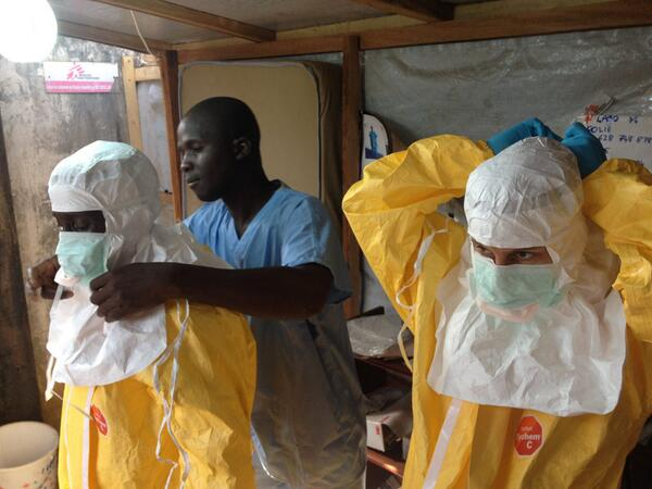 The World Bank will allocate $200 million in emergency assistance for West African countries battling to contain the Ebola outbreak