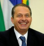 The plane carrying Eduardo Campos came down in bad weather in a residential area of the port city of Santos