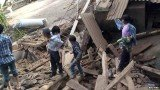 The quake struck about 7 miles north-west of Wenping in Yunnan province